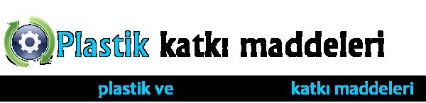 Plastik katkı maddeleri logo